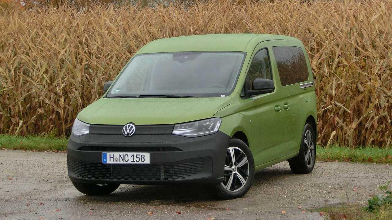 VW Caddy (2021): Wir haben die neue, fünfte Generation getestet.