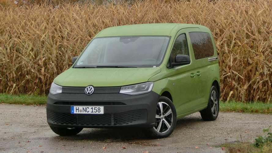 VW Caddy (2021): Eigene Bilder