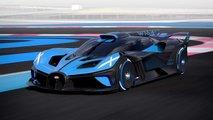 Bugatti Bolide: Extremes Leichtbau-Monster sprengt alle Dimensionen