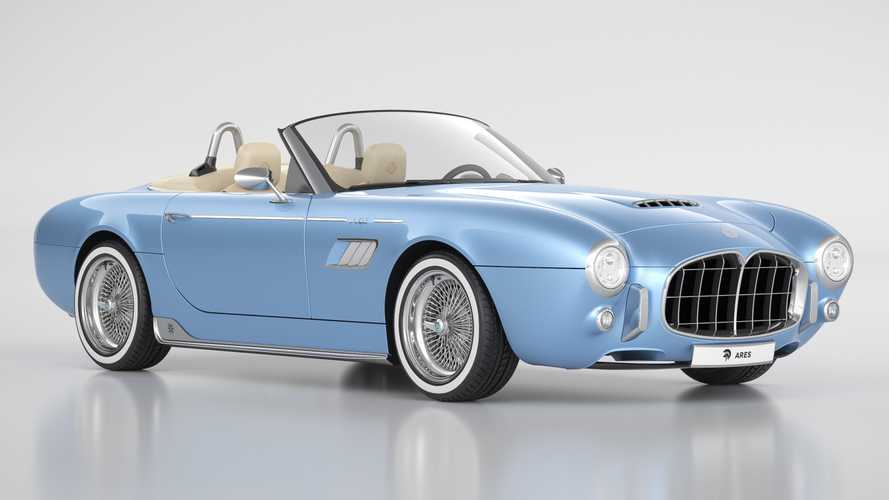 Ares Design unveils Wami Lalique Spyder as a chic homage to the '50s