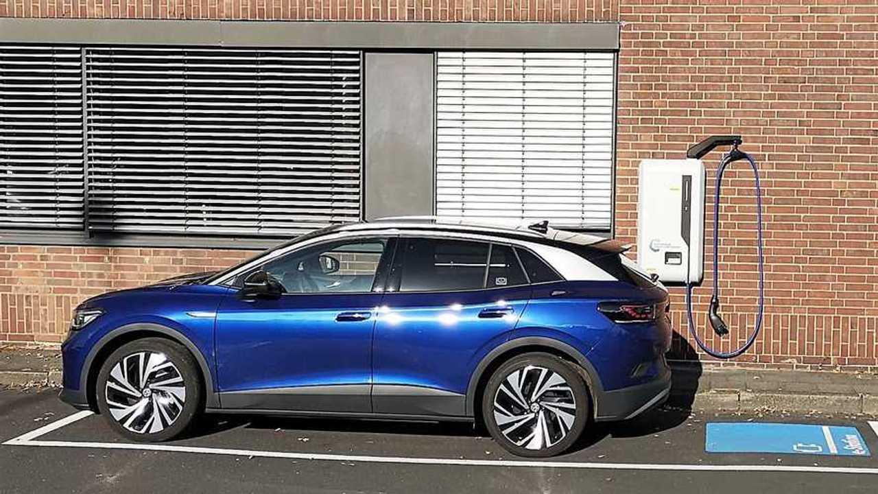 Volkswagen Group Components' DC wallbox