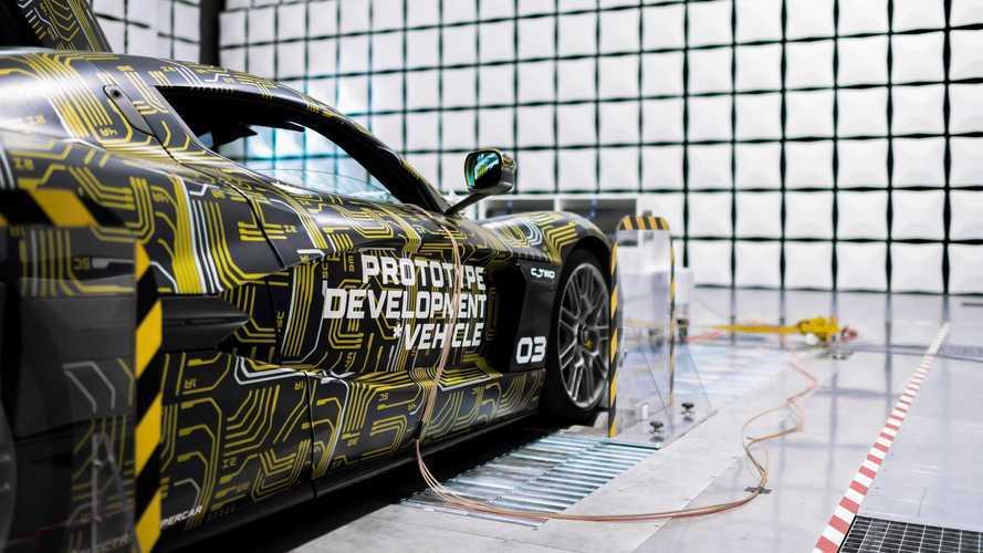 Come si misurano le emissioni elettromagnetiche delle auto elettriche