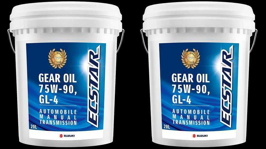 Suzuki Tambah Lagi Produk Oli Gear Ecstar