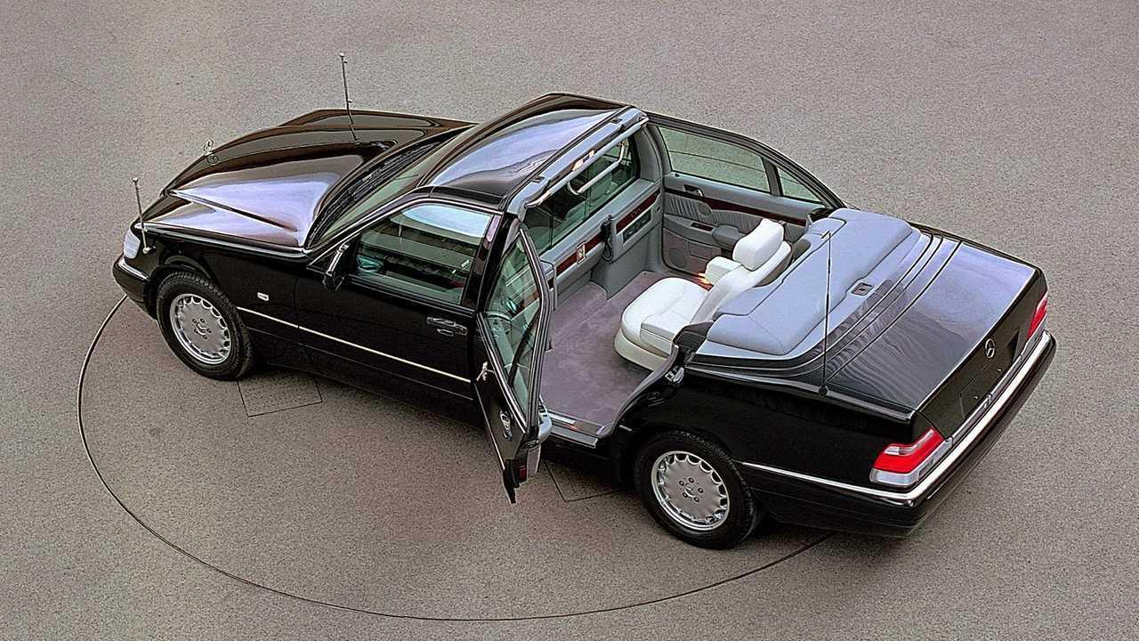 Mercedes-Benz S 500 Landaulet (1997)