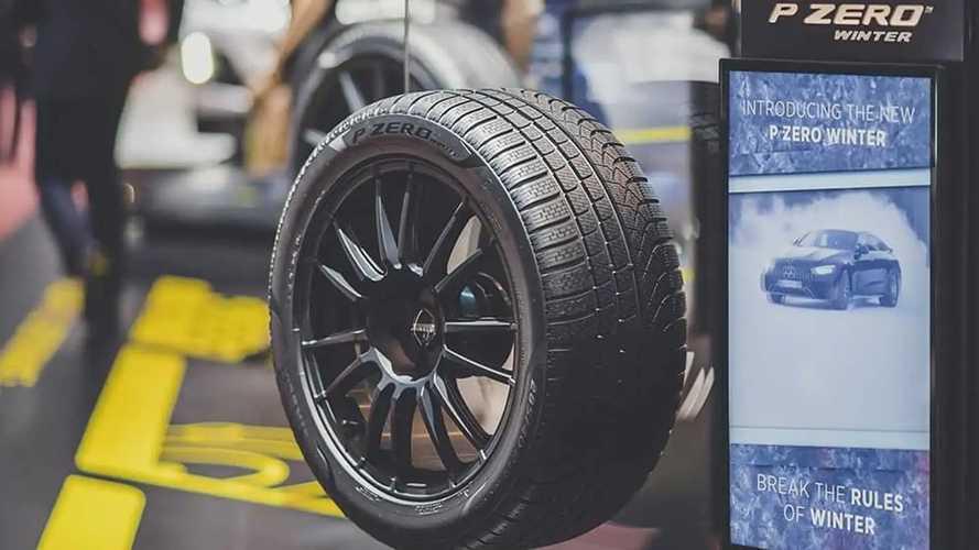 Pirelli Elect, i pneumatici per le auto elettriche
