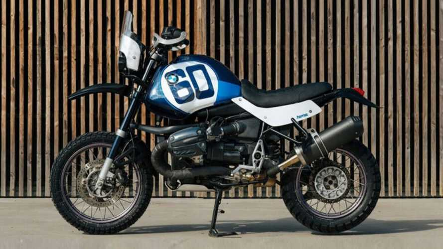 This BMW R 1150GS Has Been Turned Into A Dakar Inspired Enduro