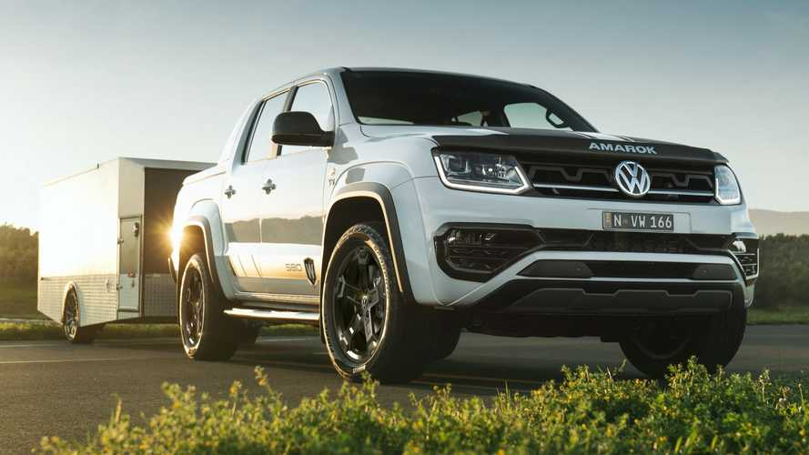 VW Amarok W580 By Walkinshaw Debuts As The 'Ultimate GT-Spec Ute'
