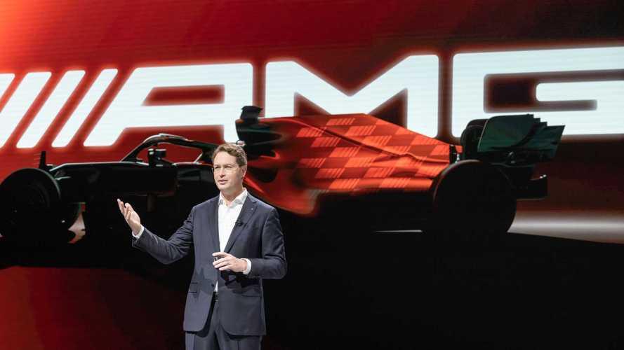 Mercedes-Benz Strategy Update: Auch die Sport-Submarke AMG soll elektrifiziert werden.