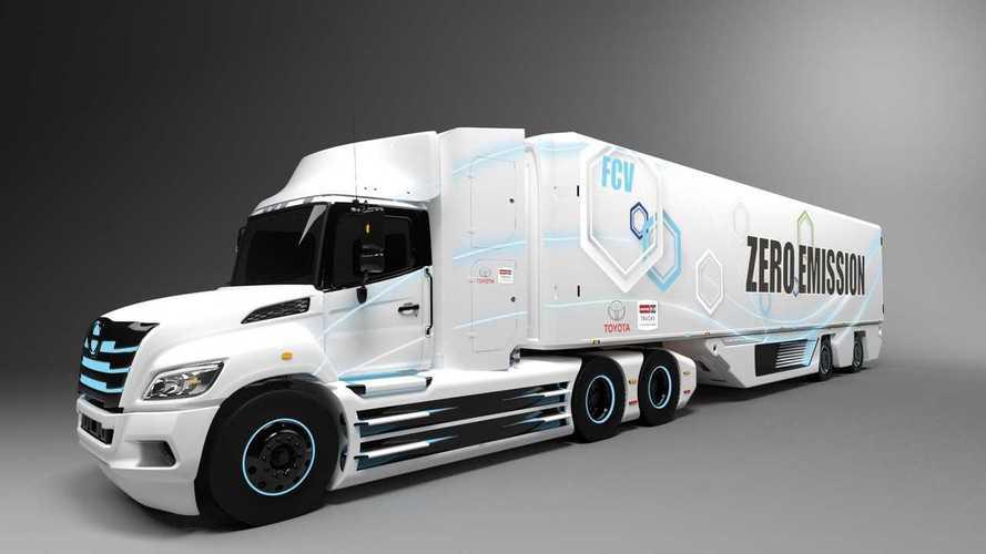 Toyota e Hino Trucks ancora insieme per un camion a idrogeno