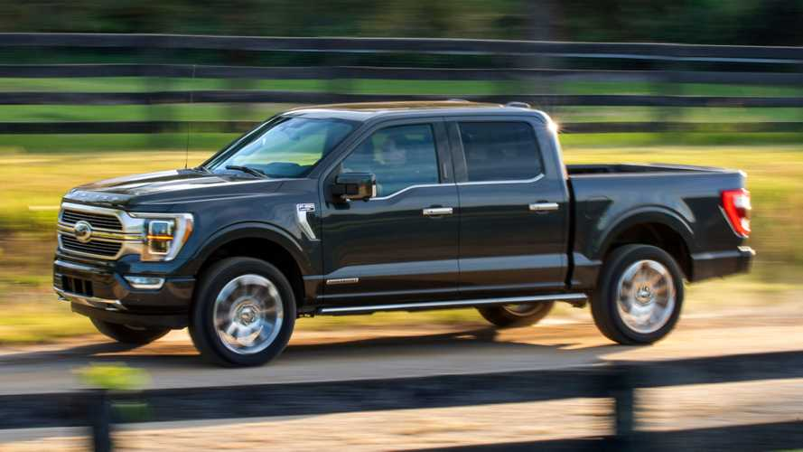 2021 Ford F-150 Hybrid Endured The Same Torture Tests As The Gas Model