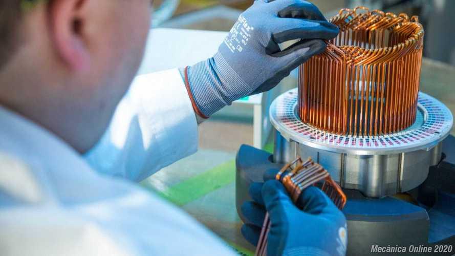 Mecânica Online: Fábrica ZERO - sustentabilidade para fabricar os veículos elétricos