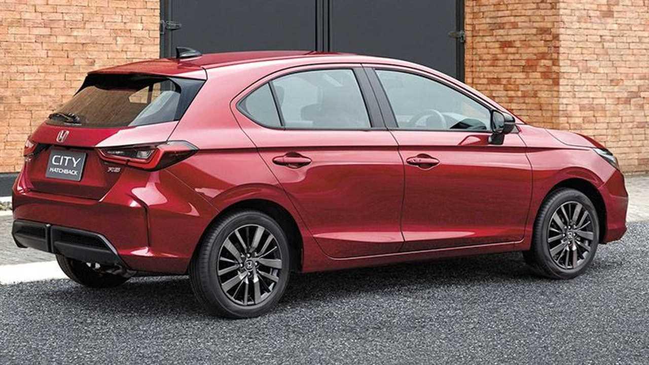 Honda City Hatchback 2021 photo