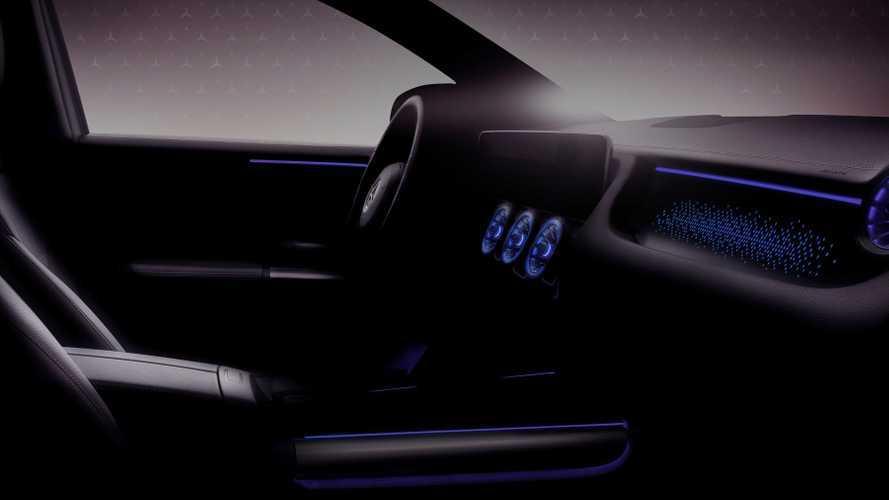 Mercedes EQA (2021): Erstes Cockpitbild und Angaben zur Leistung