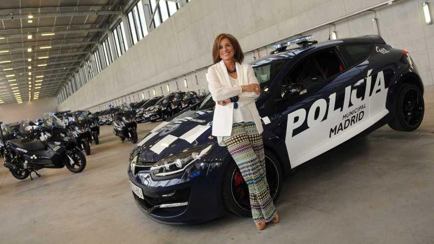 ¿Comprarías un Renault Mégane R.S. de la policía, por 15.600 euros?