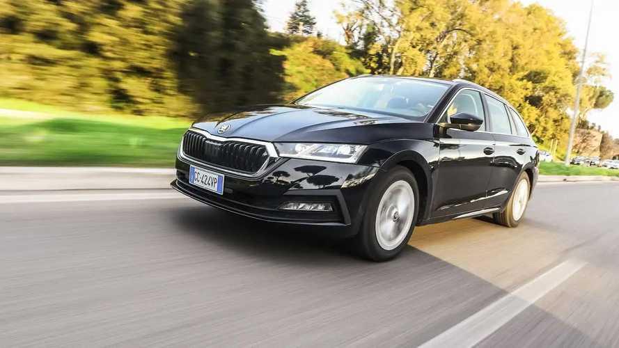 Nuova Skoda Octavia Wagon - Auto del mese