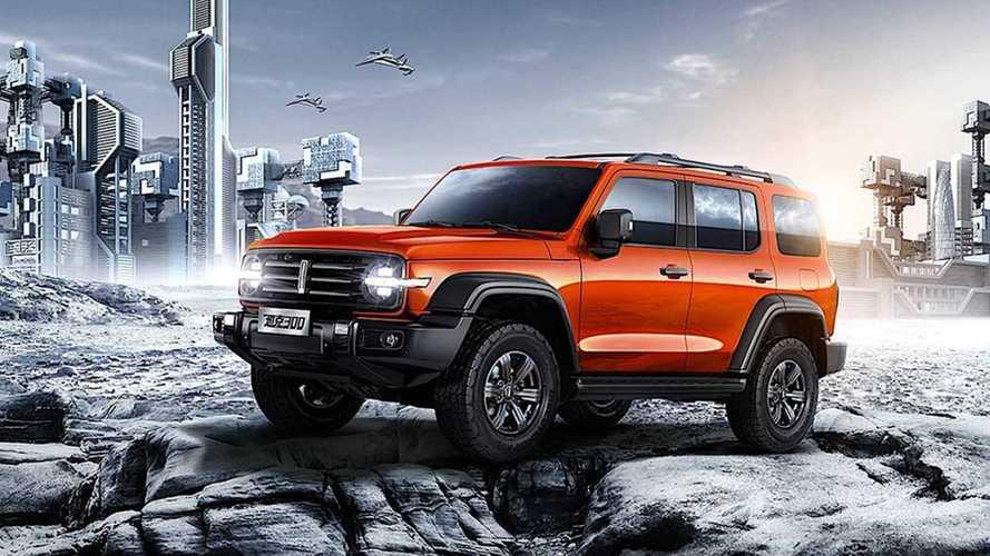 Great Wall lancia un nuovo marchio di SUV e fuoristrada con la TANK 300