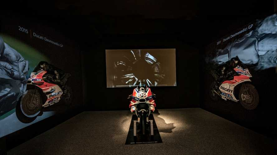 Ducati Museum's 'Anatomy Of Speed' Ready For Your Virtual Visit