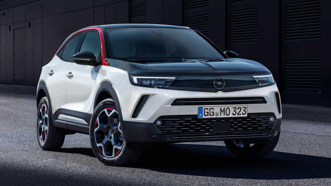 Nuova Opel Mokka, benzina e diesel