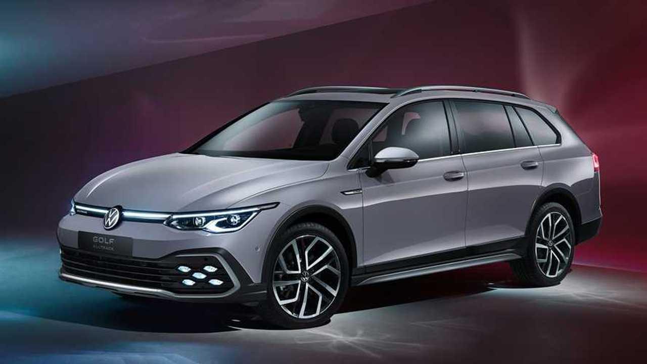 Volkswagen Golf Alltrack (2020)