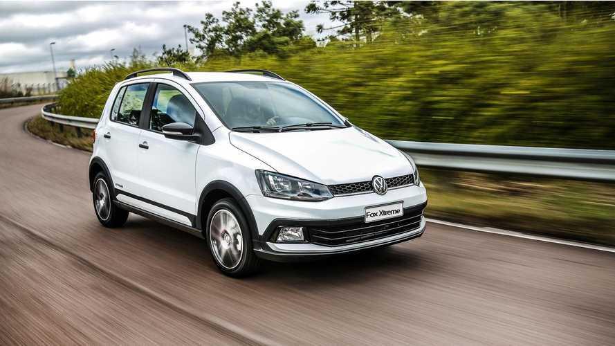 ¿Comprarías el Volkswagen Fox Xtreme, un crossover barato?