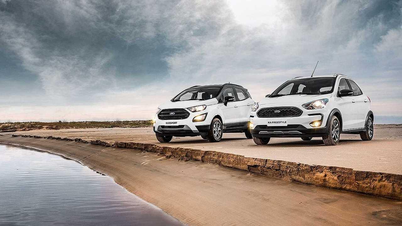 Ford Ka e Ecosport abre 2