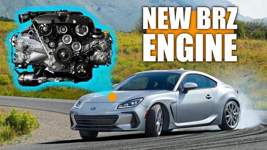 2021 Subaru BRZ'nin turboya ihtiyacı var mı?