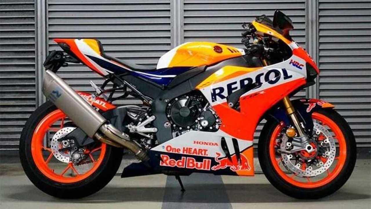 Honda CBR1000RR-R SP Repsol Replicam - Main