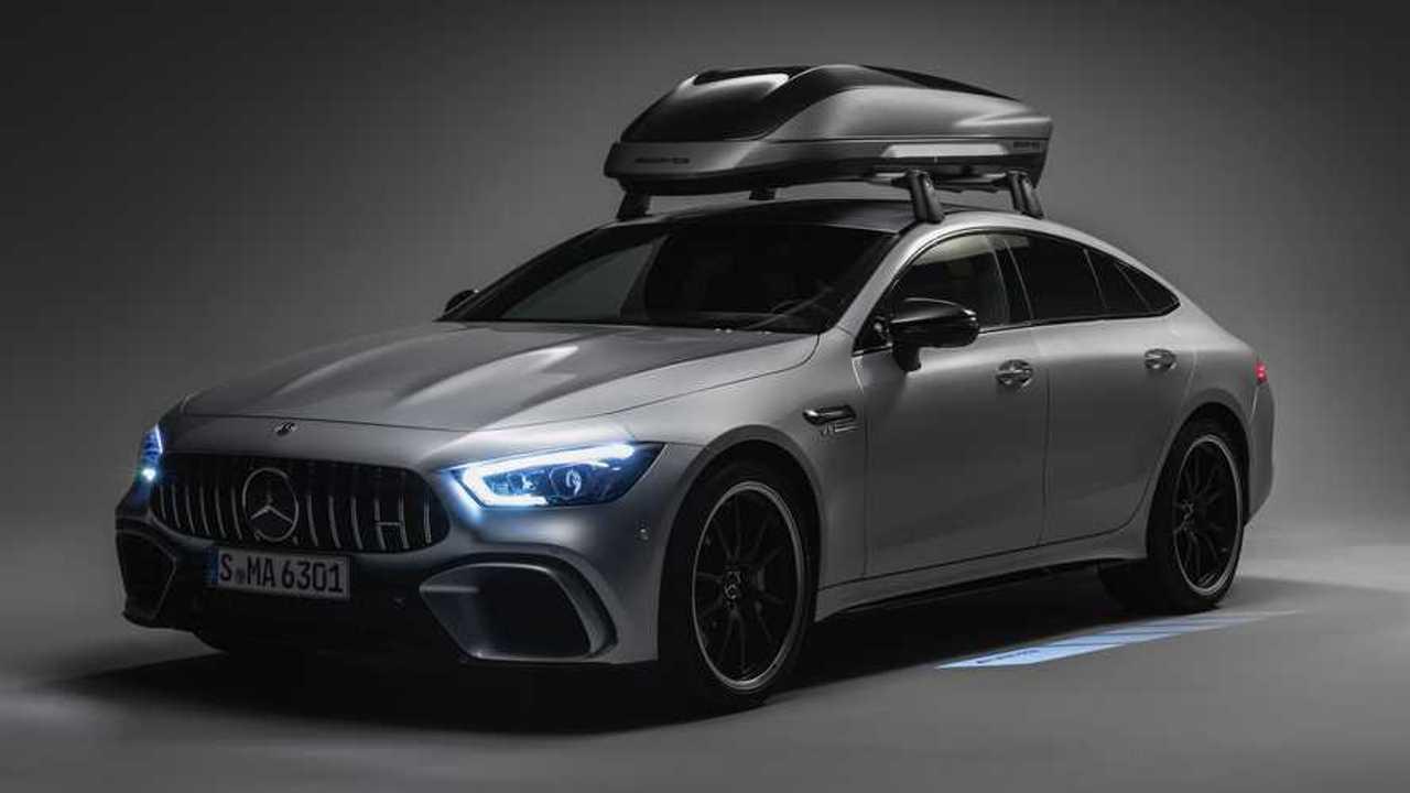 Mercedes-AMG Portbagaj