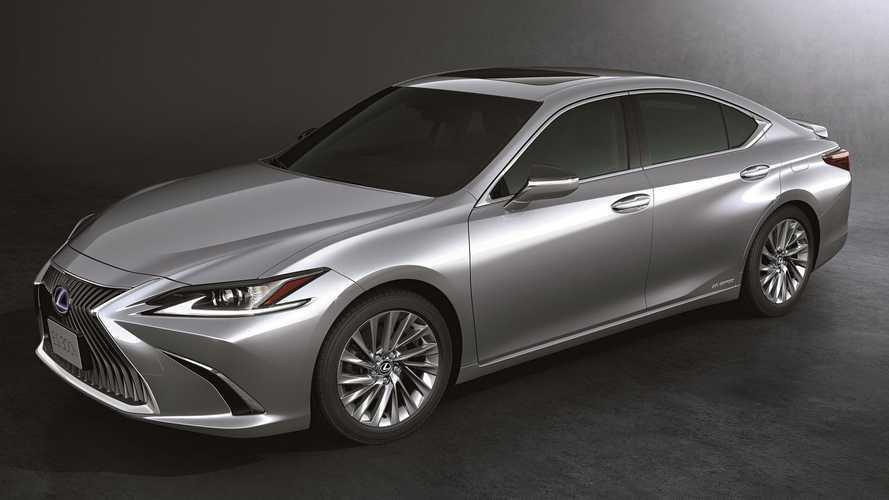 Lexus ES 300h 2021: sedã híbrido ganha novos itens e chega por R$ 326.990