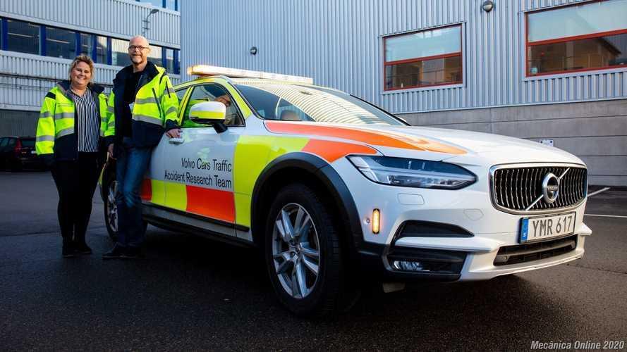 Volvo: Investigadores de Acidentes