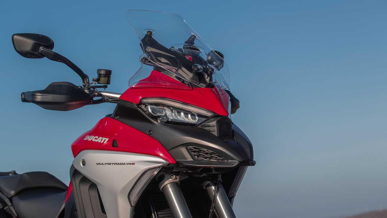 Ducati Multistrada V4 - Details