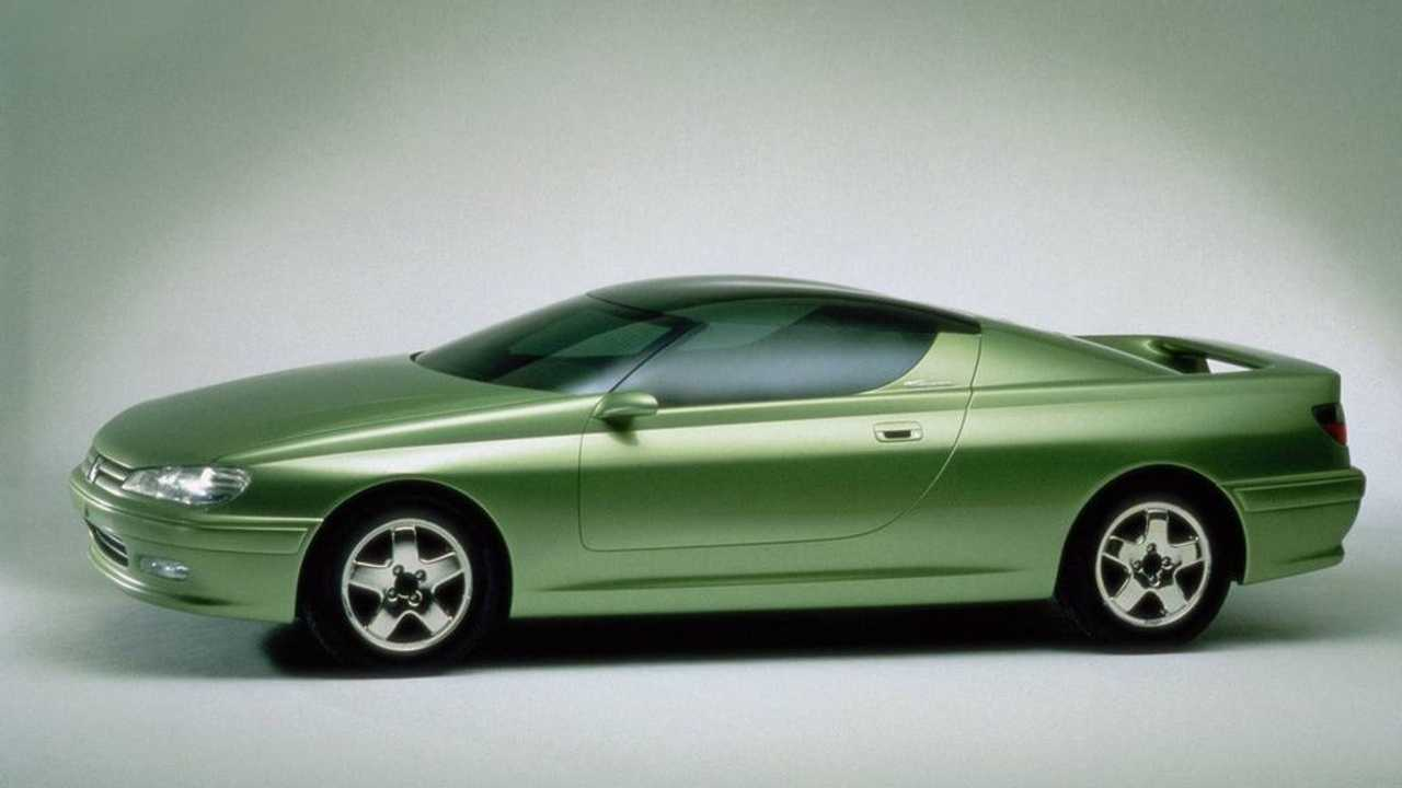 Concept Peugeot 406 Toscana