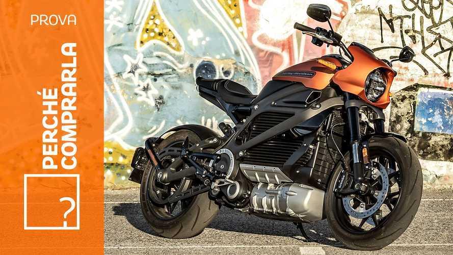 Harley-Davidson LiveWire, perché comprarla... E perché no