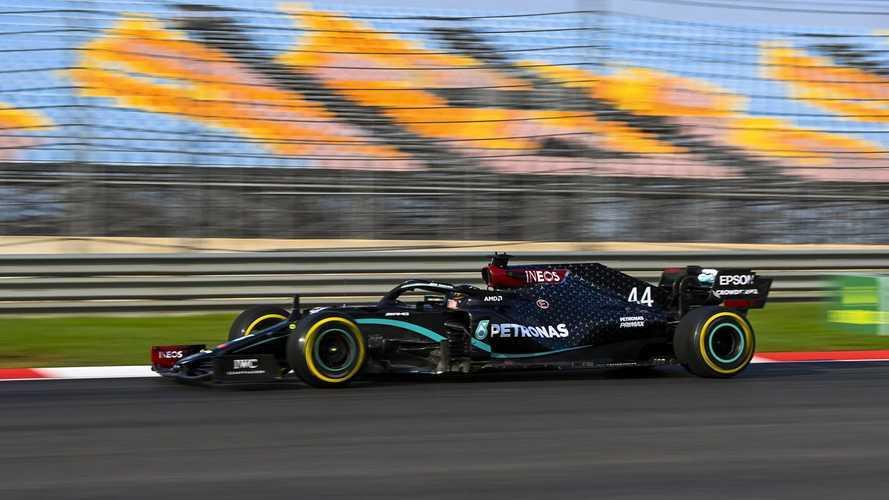 """F1, Hamilton durissimo: """"Questo asfalto è una m***a !"""""""