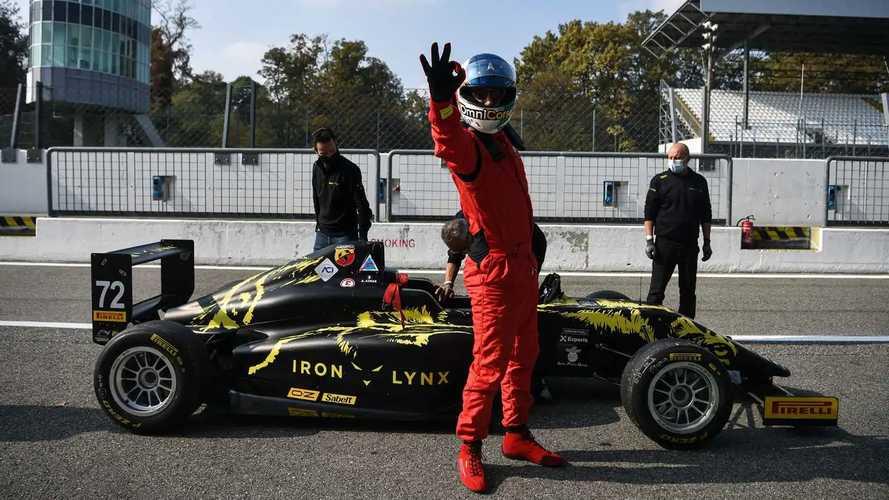 Abarth FIA Formula 4