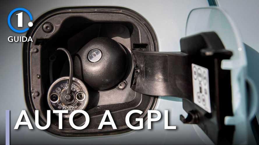 Auto a GPL, tutti i modelli in vendita con prezzi e consumi