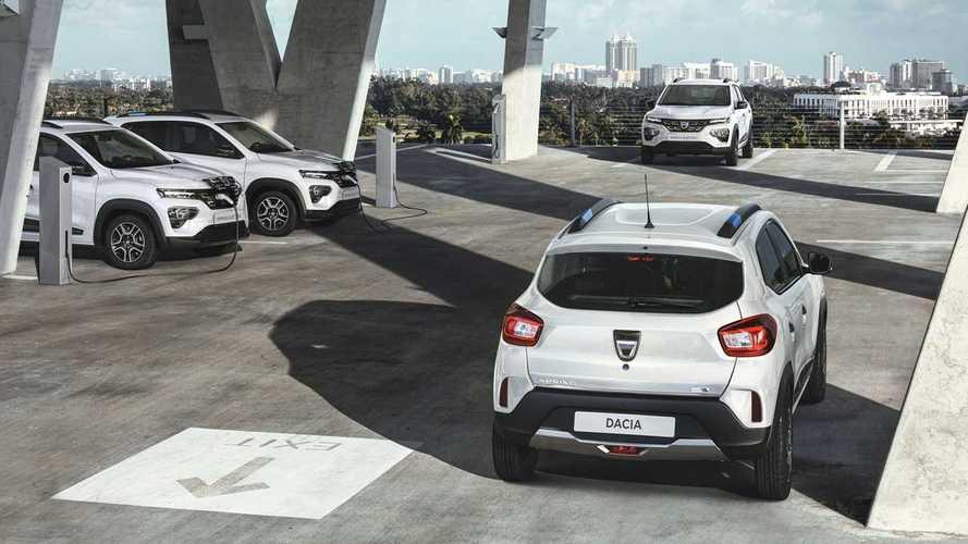 Dacia Spring: So preiswert ist er im Carsharing