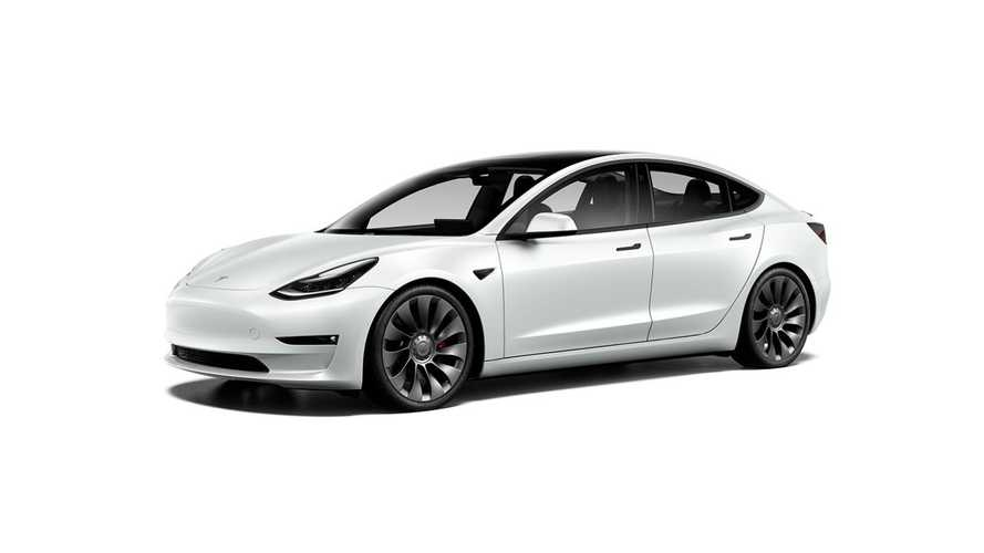 California Clean Fuel Reward Lists 2021 Tesla Model 3 With 82 kWh Battery