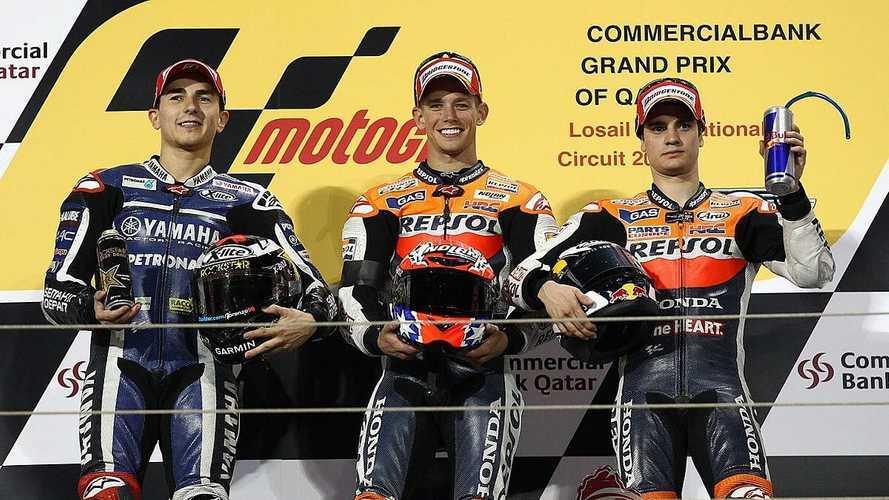 """Stoner: """"Sin Márquez, MotoGP no tiene líder"""""""