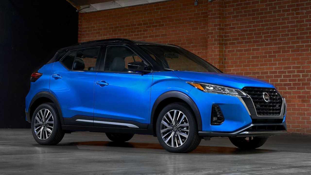Novo Nissan Kicks 2021 - EUA
