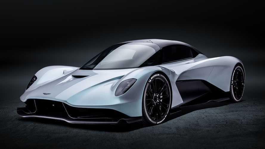 Aston Martin'in Mercedes destekli ilk EV'si 2026 yılında gelecek