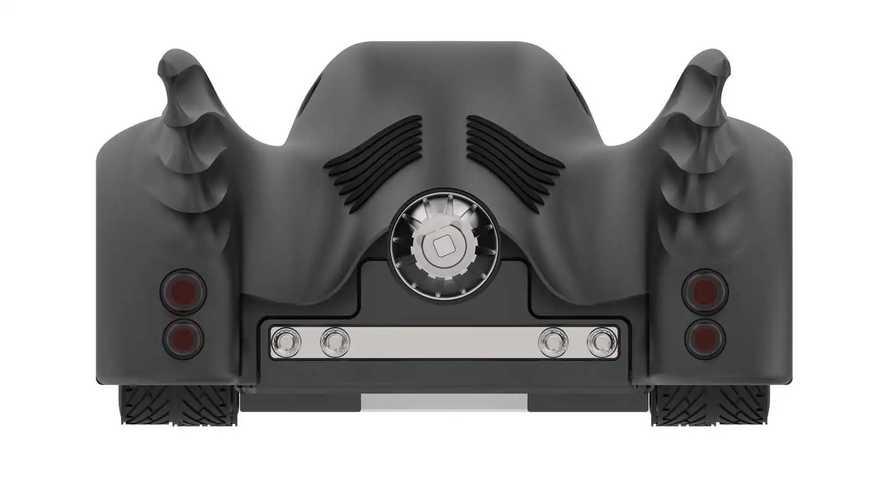 L'orologio da tavola Batmobile è un gioiello