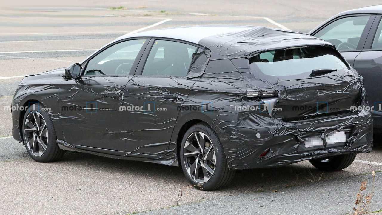 Peugeot 308 2021, nuevas fotos espía