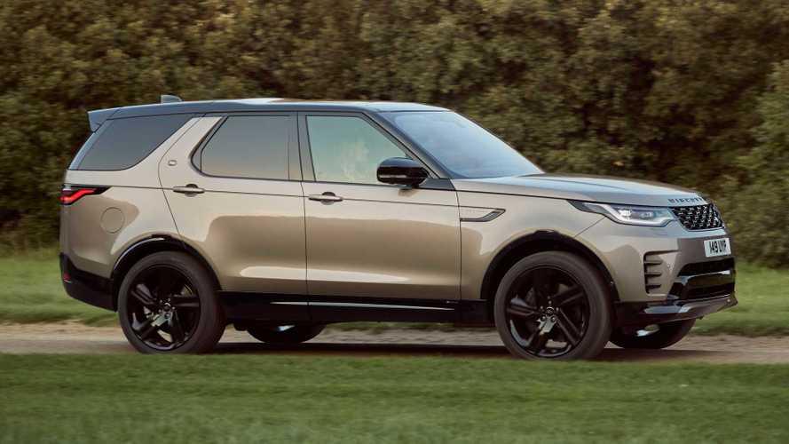 Novo Land Rover Discovery 2021 ganha novos motores e mantém traseira polêmica