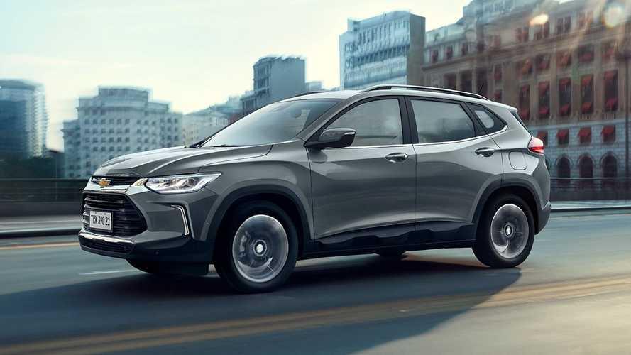 SUVs compactos mais vendidos: Tracker registra recorde pelo 2º mês seguido