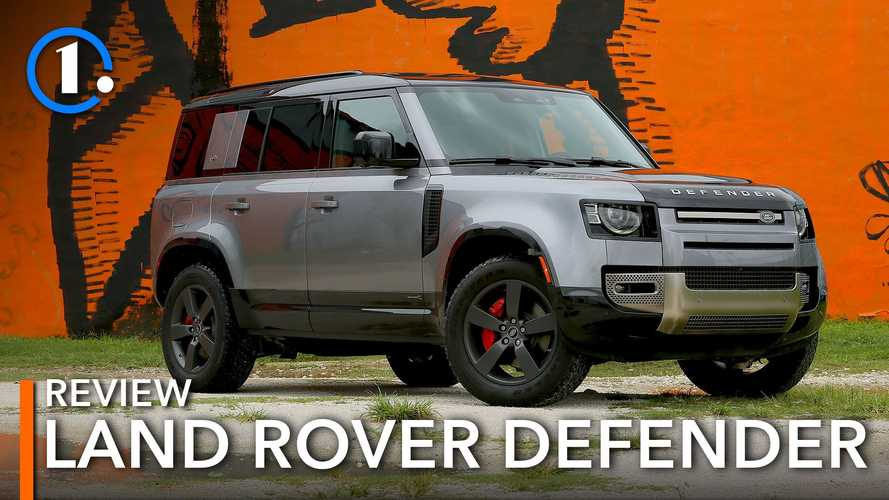 2020 Land Rover Defender Review: Total Crowd Pleaser