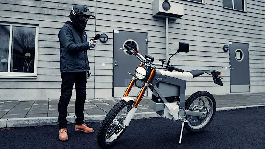 Cake Motorcycles Introduces Connectivity App For Its Entire Line