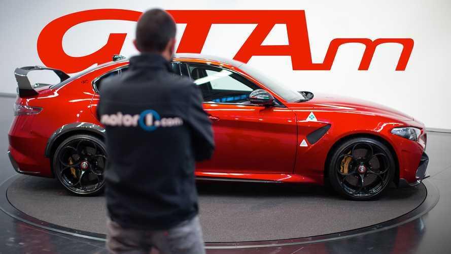 Giulia GTA - Dans les coulisses de la super-Alfa Romeo !