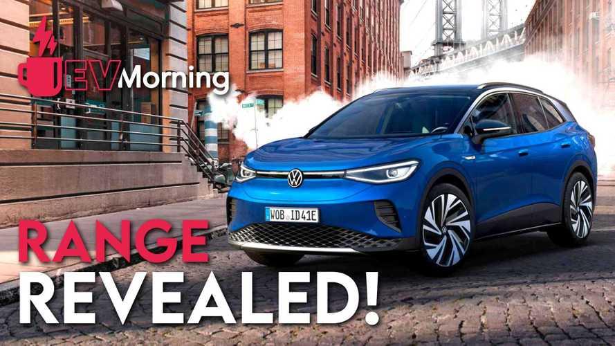 EV Morning Episode 5: VW ID.4, Porsche Taycan, Hummer EV And More