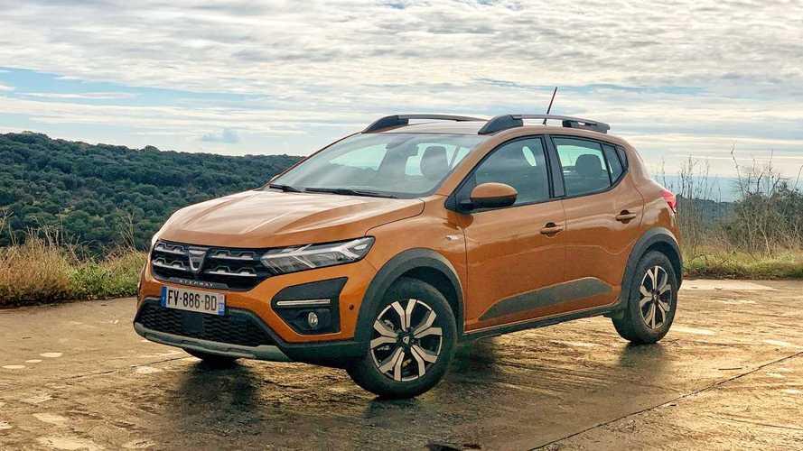 Llamada a revisión para los Dacia Sandero y Logan